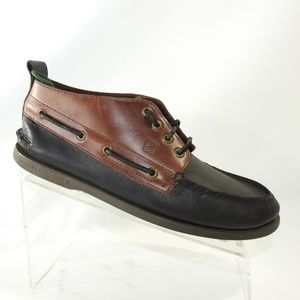 Sperry Top Sider Size 10 M Boat Casual Mens R5B2